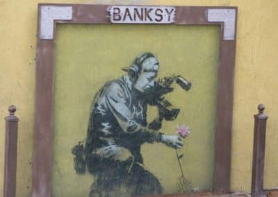 Affinity Luxury Tour Destination: Banksy