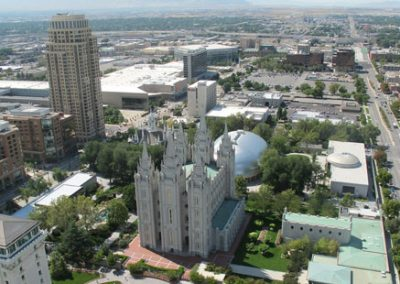 Mormon Salt Lake Temple