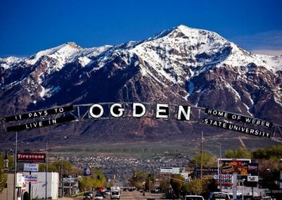 Ogden, Roy, Farmington, Hill AFB