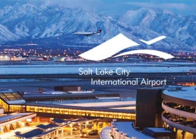 SLC Airport Ground Transportation