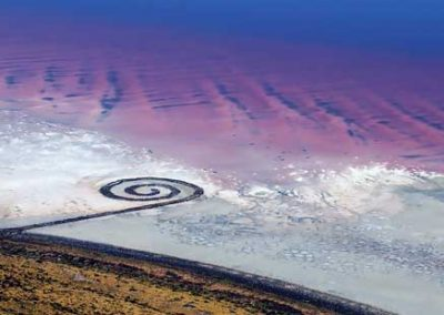 Affinity Luxury Tours Destination: Spiral Jetty