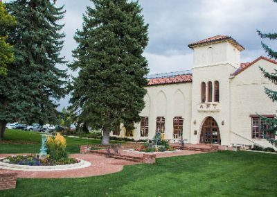 luxury tour destination - Springville Utah Art Museum