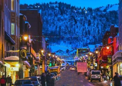 Main Street at Park City