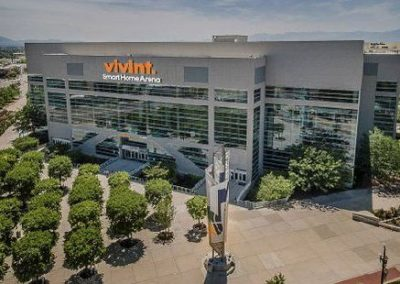 Vivint Smart Home Arena - business entertainment