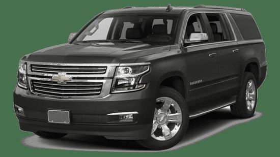Full-size SUV Suburban
