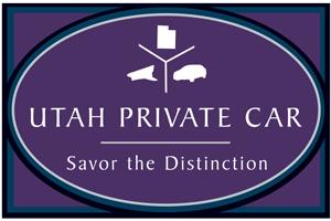 Utah Private Car Logo